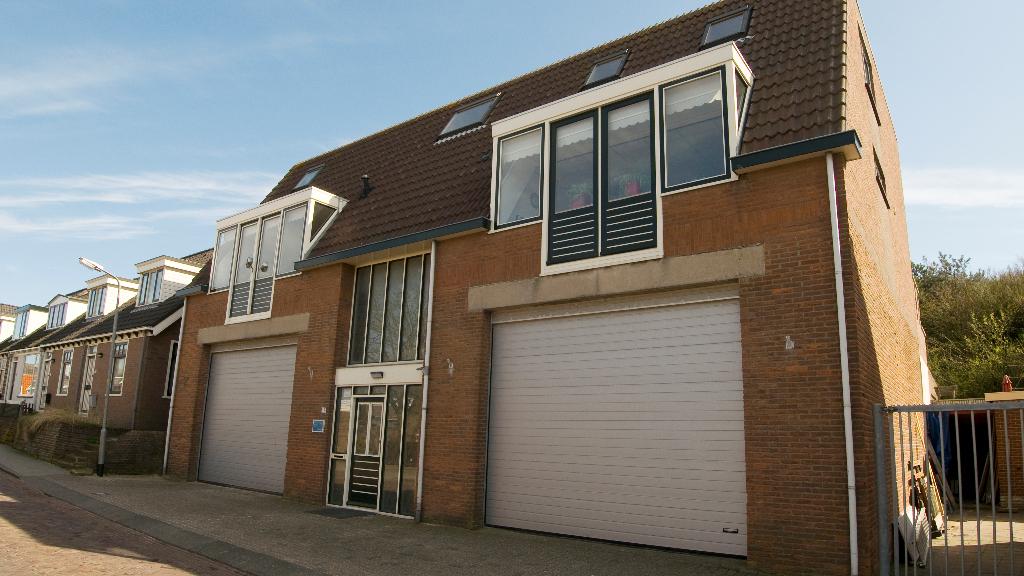 Gul appartement Egmond aan Zee